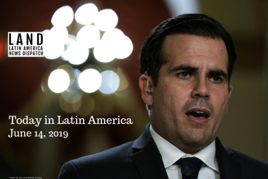 On Controversial Religious Freedom Bill Puerto Rican Governor Backtracks